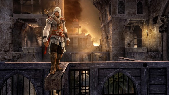 Prince of Persia: The Forgotten Sands : Assassin's Creed 2