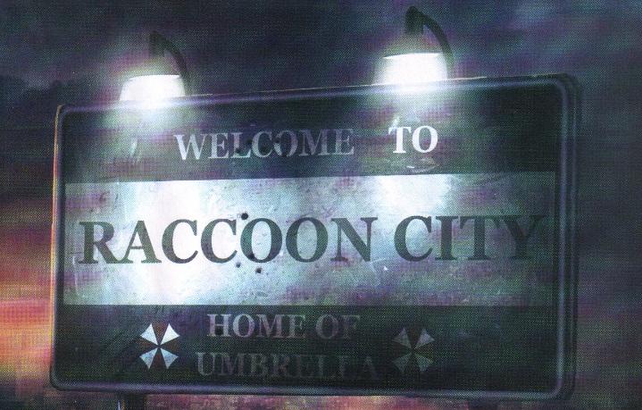 Raccoon City horror