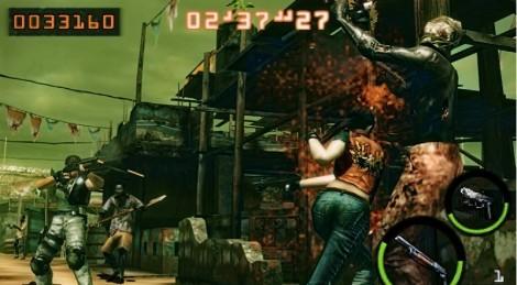 Resident Evil The Mercenaries 3D 01
