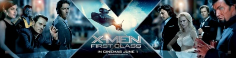 X-Men-First-Class-2011-Movie-Wide-Banner