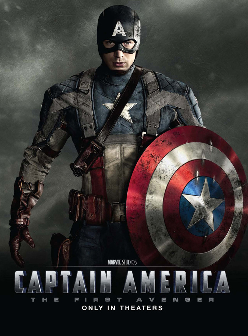 Capitán América - El Primer Vengador - Latino 1080p - (2011)