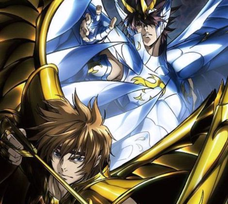 Saint Seiya The Lost Canvas Ovas 22 and 23