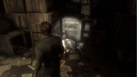 Silent Hill Downpour 01