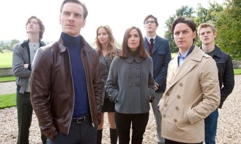 New X-Men: First Class Tv Spot 01