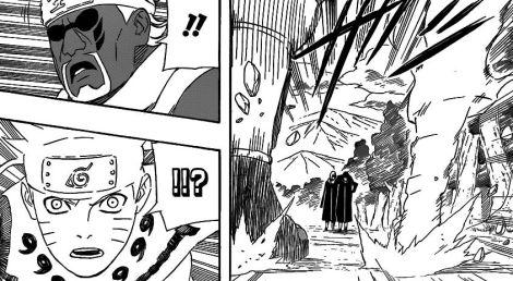 Killer Bee, Naruto, Itachi y Nagato
