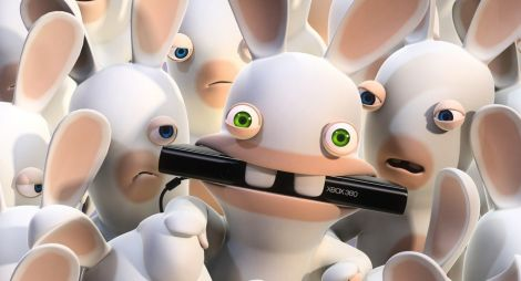 Rabbids and Kinect