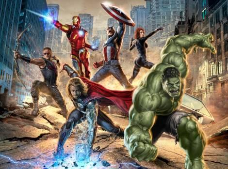 Avengers Art 01