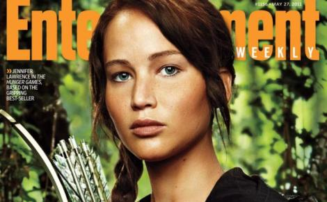 katniss the hunger games movie