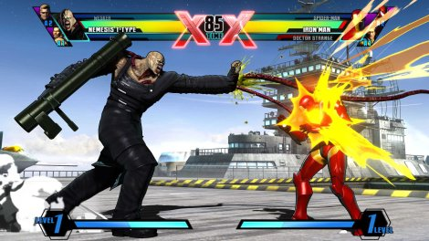 Ultimate Marvel vs Capcom 3 001
