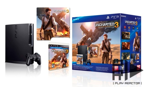 Bundle PS3 Uncharted 3