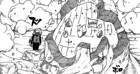 Gaara vs Mizukage