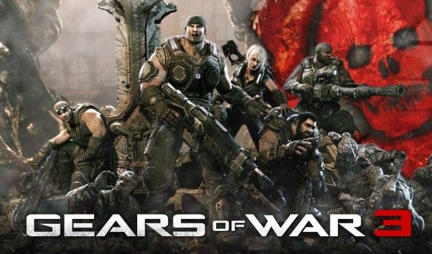 desbloqueables de gears of war 3 (juego completo)