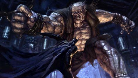 Solomon Grundy and Batman