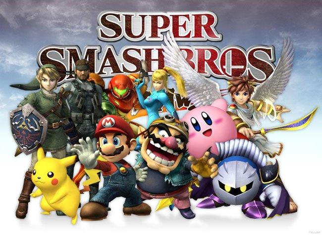 Nintendo no tiene equipo de desarrollo para Smash Bros Wii U