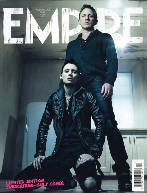 Girl With The Dragon Tattoo Empire - 01