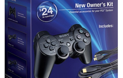 Pack PlayStation 3 - 01