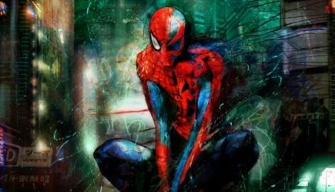Spiderman 2099 - 01