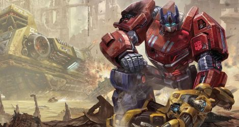 Tranformers Fall of Cybertron