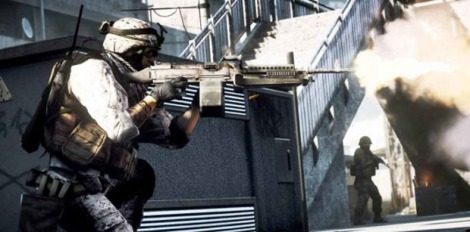Battlefield 3 Iran
