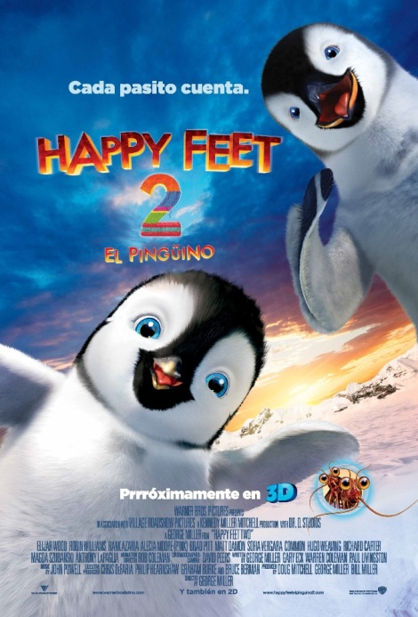 Happy Feet 2 - 01