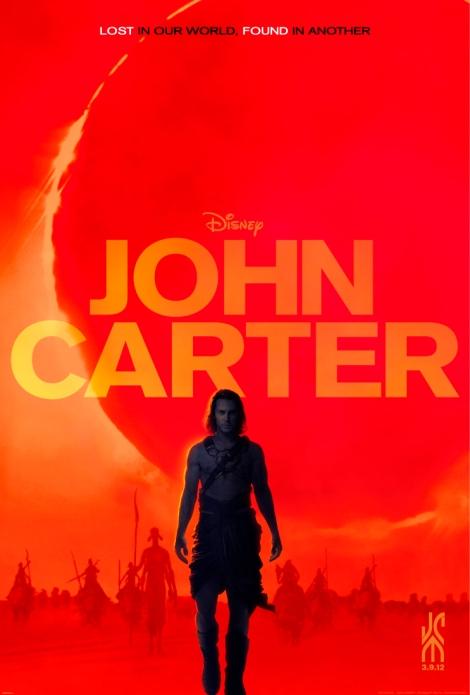 John Carter Poster 01