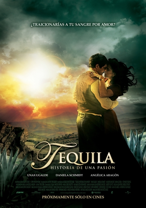 Poster Tequila alta