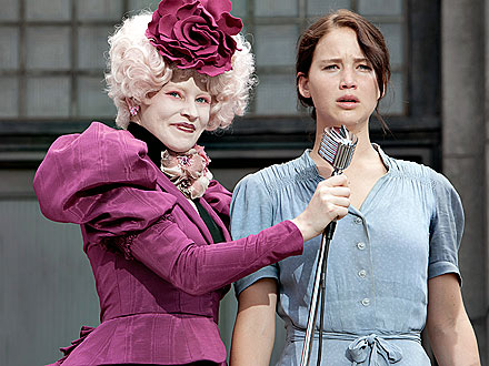 The Hunger Games People 01