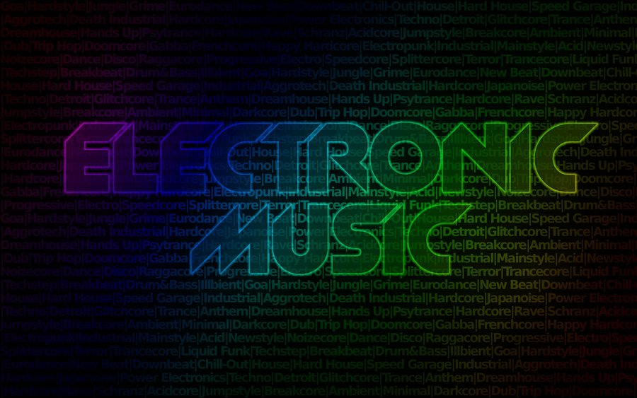 ¿Qué estás escuchando? Electronic