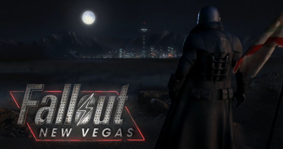 tipica noche en New Vegas
