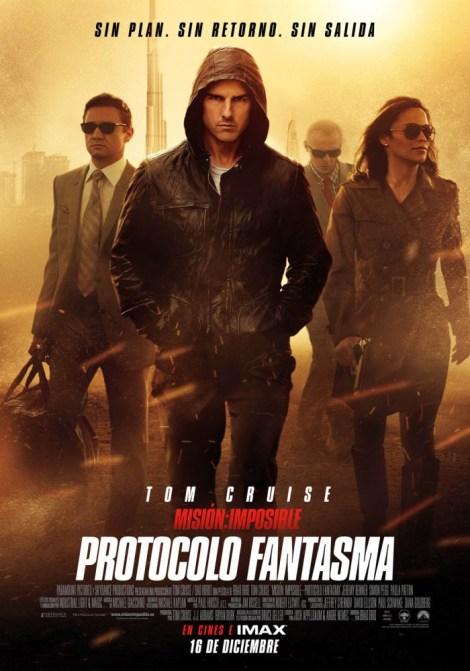 Mision Imposible Protocolo Fantasma 01