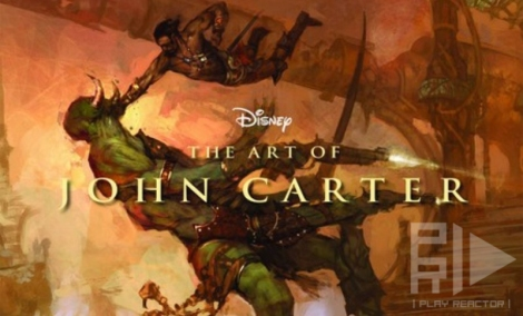 The Art of John Carter 00