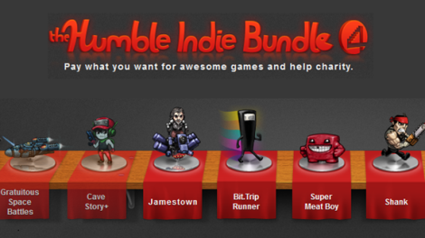 The Humble Bundle 4