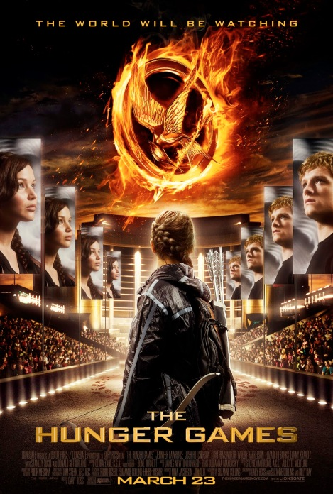 The Hunger Games Poster 2