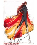 The Hunger Games Vestido -01