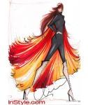 The Hunger Games Vestido -01