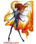 The Hunger Games Vestido -10