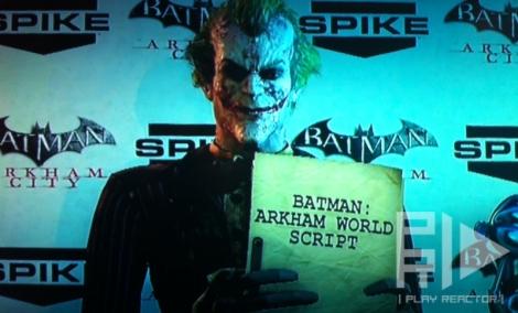 The Joker VGA 2011