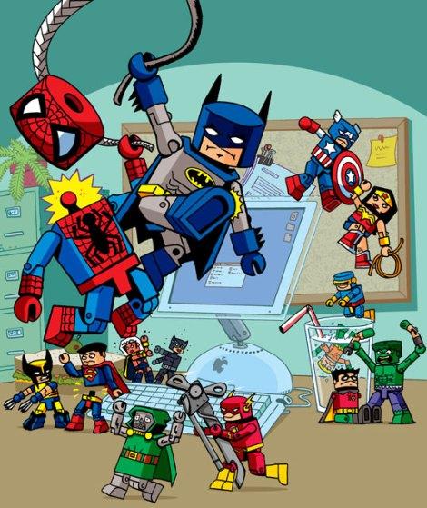 //[Lego Batman 2: DC Super Heroes | Anunciado oficialmente]//