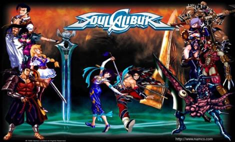 Soul Calibur Themes 1.0
