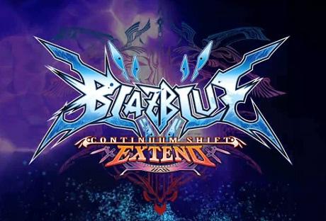 BlazBlue Continuum Shift Extend