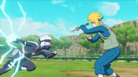 Naruto Shippude Ultimate Ninja Storm Generations minato