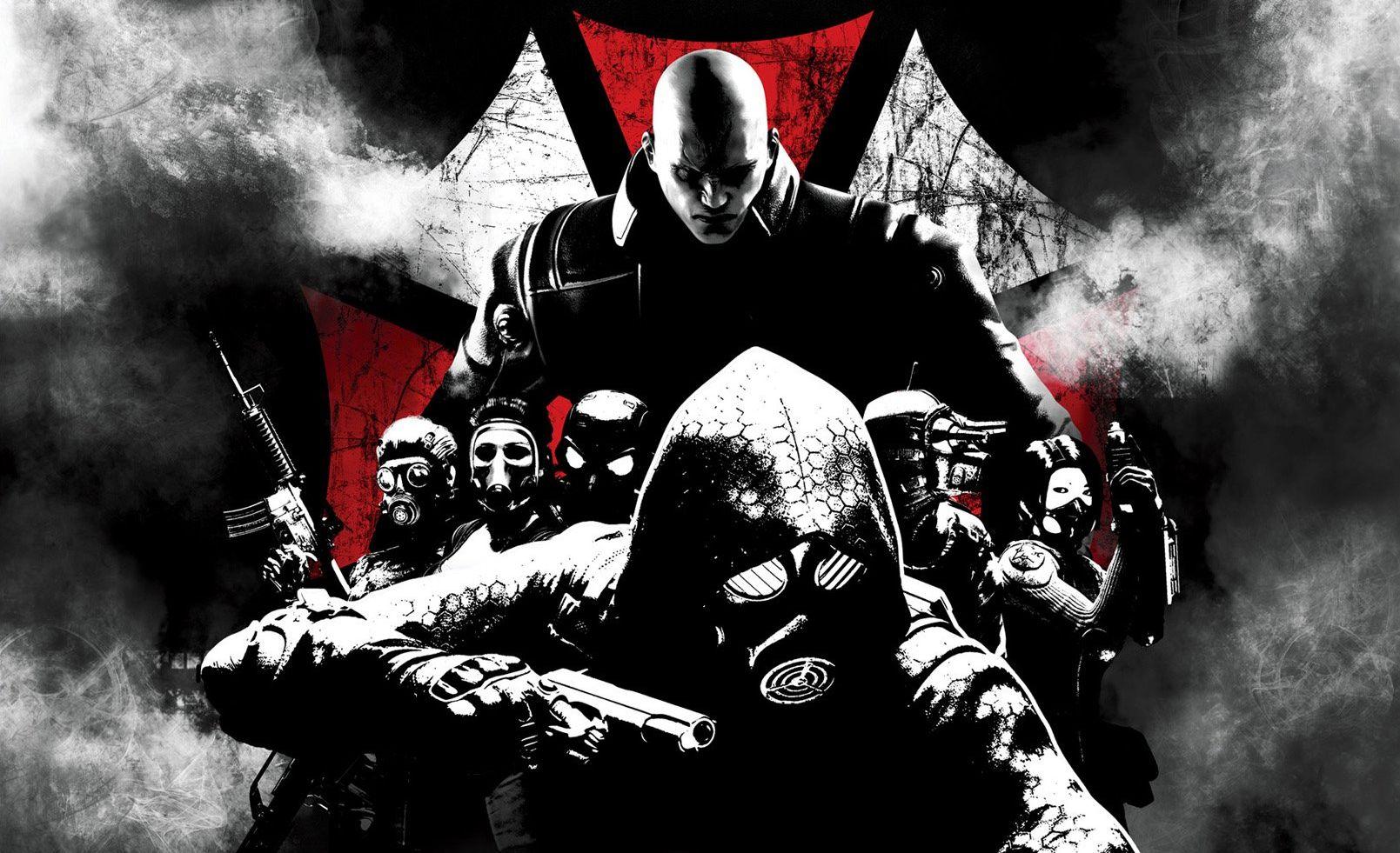Resident Evil: Operation Raccoon City | Nemesis muestra su feo