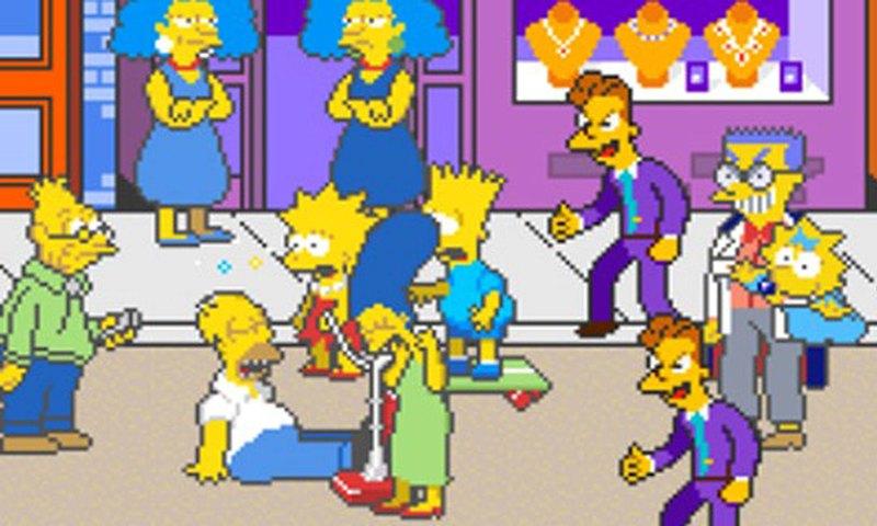 The Simpsons Arcade Game Ya Disponible Para Su Descarga Play
