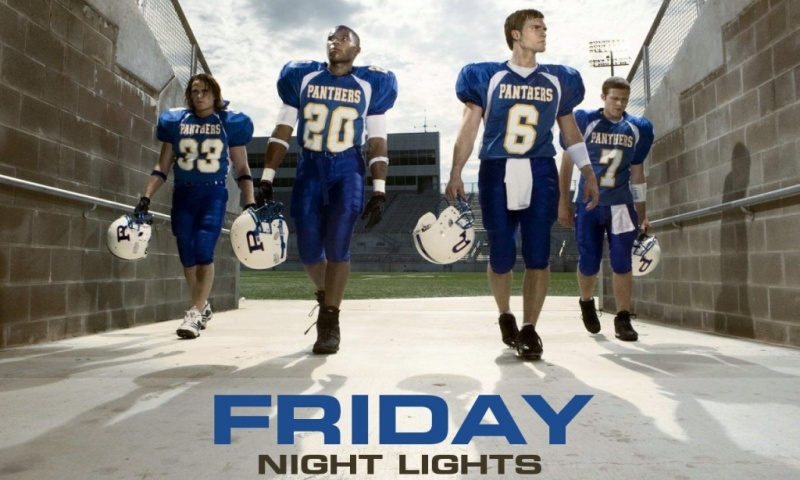 Friday Night Lights Clear Eyes