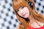Heo-Yun-Mi-Red-Cheerleader-24