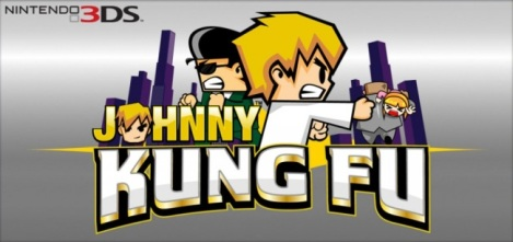 Johnny Kung Fu