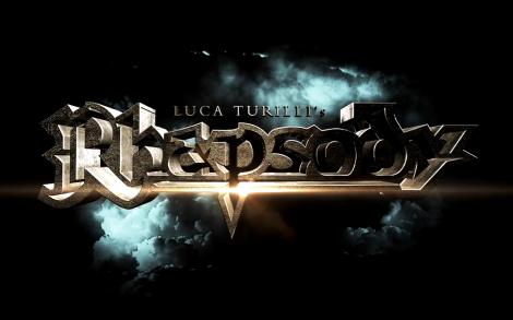 Luca Turilli's Rhapsody (Logo 1) by Eneas[1]