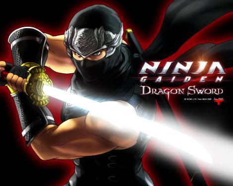Dragon Sword para Ninja Gaiden 3