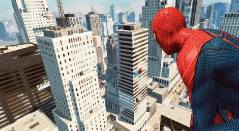 The Amazing Spiderman The Game