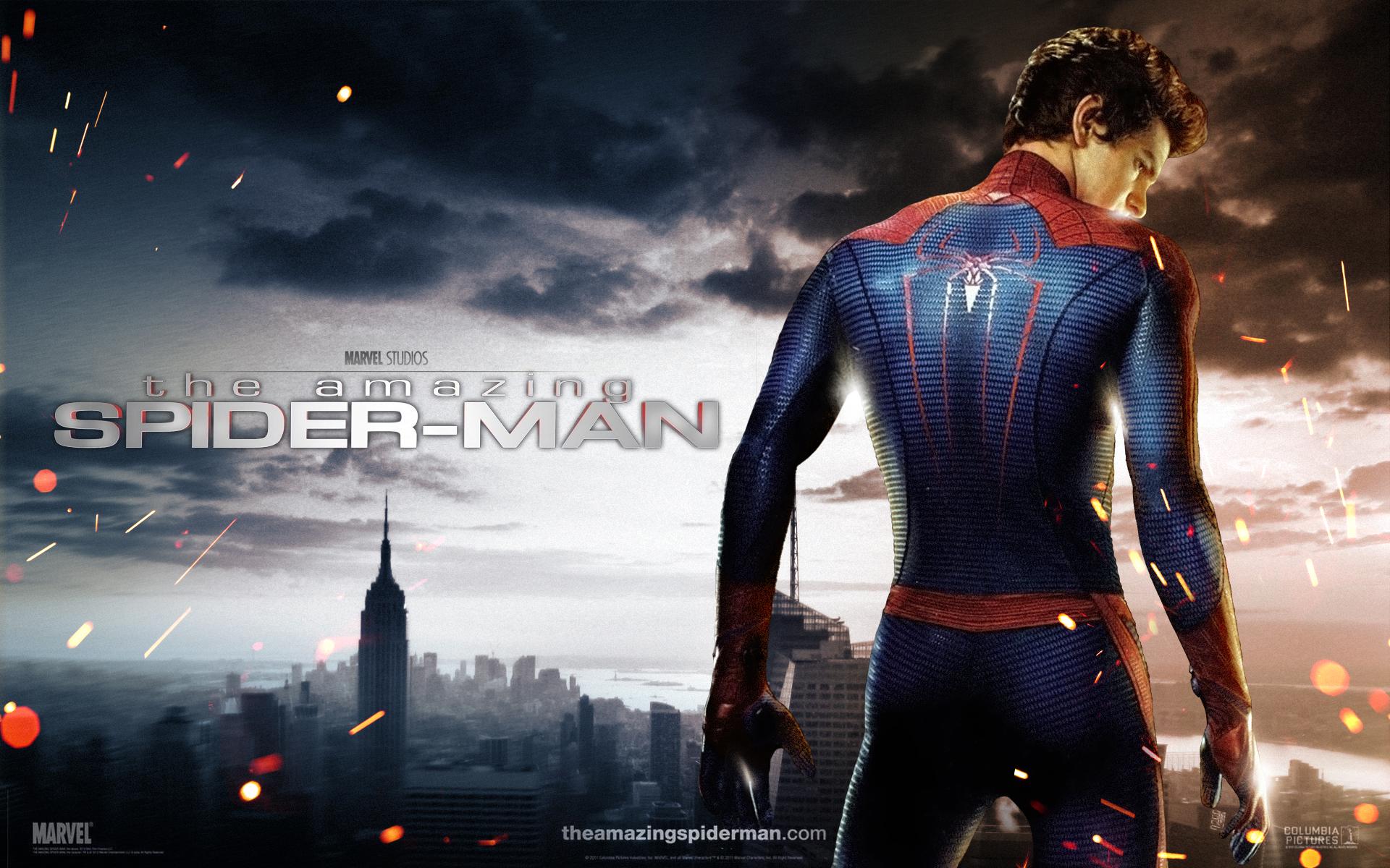 The Amazing Spider-Man | Muestran un impresionante Gif